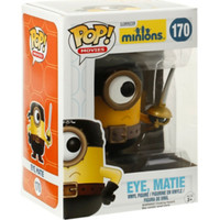 Funko Minions Pop! Movies Eye, Matie Vinyl Figure