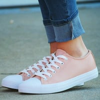 All Star Sneakers: Blush