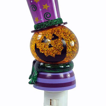 Halloween Night Light - Pumpkin