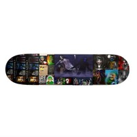 creepypasta skateboard