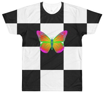 Quiver Butterfly Tee