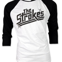 The Strokes Rock Men Base Ball Long Sleeve T-Shirt S, M, L