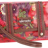 The Sak Roots Convertible Flap Wallet