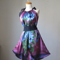WEAR ART  Van Gogh paintings into your dress by AtelierSignature