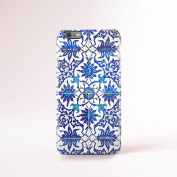 Moroccan Tile iPhone Case Moroccan iPhone 6 Case Moroccan iPhone 5C Case Moroccan Print iPhone 5 Case Bohemian Summer Accessories