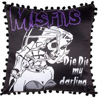 SOURPUSS MISFITS DARLING PILLOW