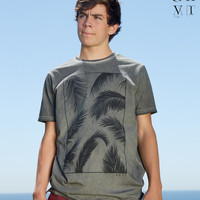 United XXVI Guys Palms Longer Length Tee