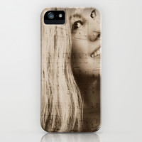 The Song In Your Heart iPhone & iPod Case by Louisa Catharine Forsyth