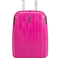 "Delsey Helium Colours 21"" Carry On Hardside Spinner Suitcase"