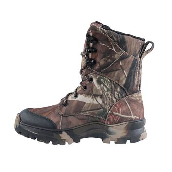 Men's JC Waterproof Jungle Hiking Ankle Boot Hunt Camo Military Boots