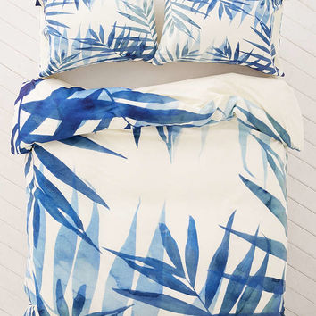 Emanuela Carratoni For DENY Sweet Tropicana Duvet Cover - Urban Outfitters