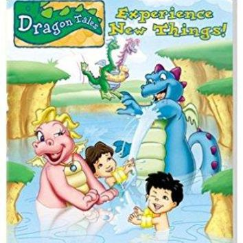 Andrea Libman & Danny McKinnon & Phil Weinstein-Dragon Tales: Experience New Things!