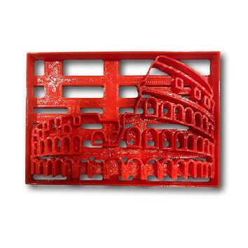 Colosseum Cookie Cutter