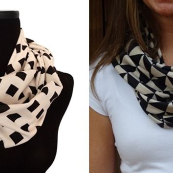 Modern Scarves-3 Designs-Perfect for Gameday & Gifts!