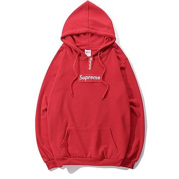Boys & Men Supreme Top Sweater Hoodie