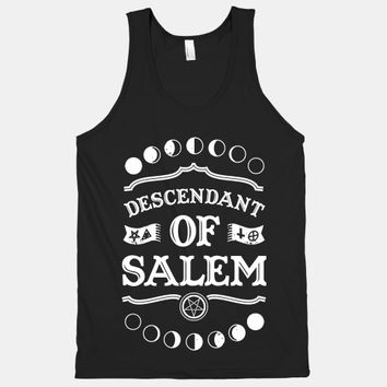 Descendant of Salem