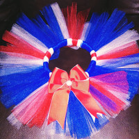 4th of July, Red White & Blue Tutu