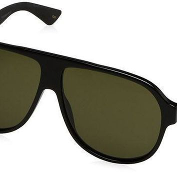 Gucci Gg0009s Men Sunglasses 59mm