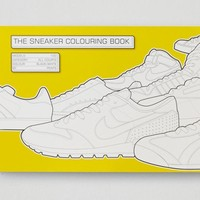 AEO 's The Sneaker Colouring Book (Multi)