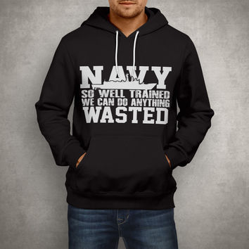 Navy Wasted