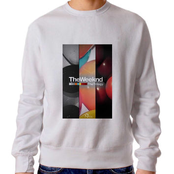 The Weeknd The Trilogy Xo Sweater / Unisex Sweater
