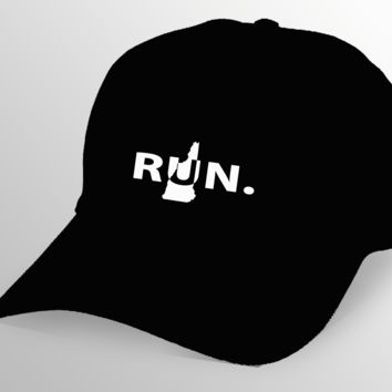 New Hampshire RUN. Cap