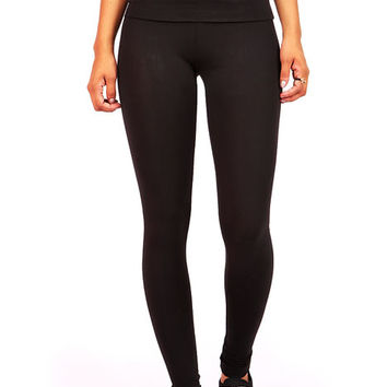 Form Fit Yoga Pants