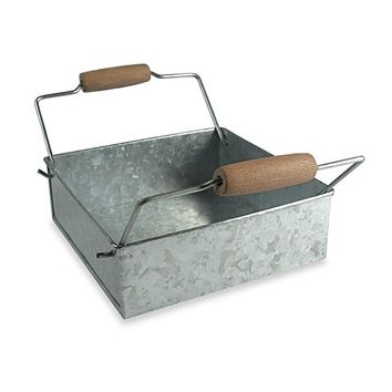 Artland® Oasis Galvanized Steel Napkin Holder