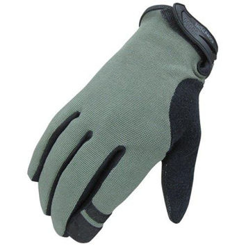 Shooter Glove Color- Sage-Black (Large)