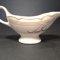 Homer Laughlin Restaurant Ware Heartland Pattern