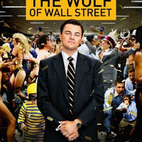 Wolf Of Wall Street Poster 11Inx17In Mini Poster