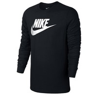 Nike Futura Icon Long Sleeve T-Shirt - Men's at Foot Locker