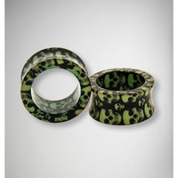 Green Skull Tunnel Set