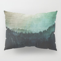 Great mystical wilderness Pillow Sham by HappyMelvin