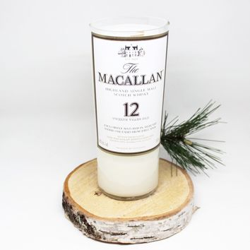 The Macallan Scotch Whiskey Candle