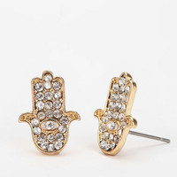 Urban Outfitters - Delray Rhinestone Earring