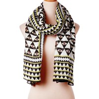 Acid Multi Luxor Tie All Scarf - Scarves - Shop | Theodora & Callum