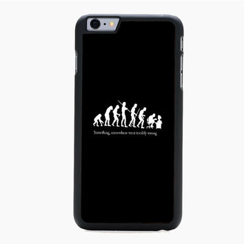 Somewere Wrong For iPhone 6 Plus iPhone 6 Case