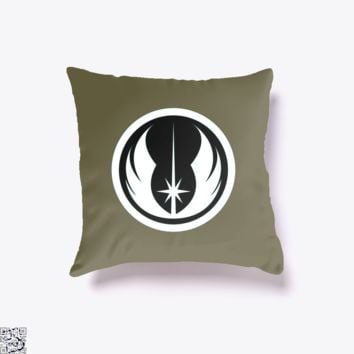 Tsf Logo, Star Wars Throw Pillow Cover