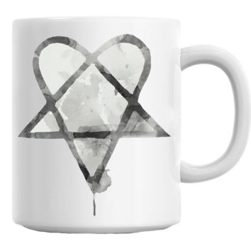 Heartagram Logo Mug