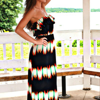 Melting Pot Maxi