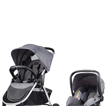 BabiesRus - Evenflo Folio Tri-Fold Travel System with LiteMax(TM) Infant Car Seat