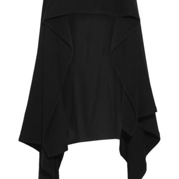 Lemaire - Brushed wool poncho
