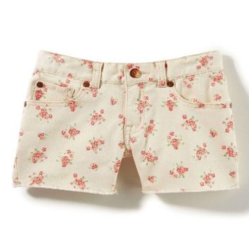 Peek Griffin Fringe Shorts (Toddler Girls, Little Girls & Big Girls) | Nordstrom