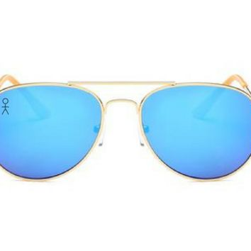 Kids Aviator - Blue
