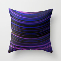 Potter's Wheel Throw Pillow by Lyle Hatch | Society6