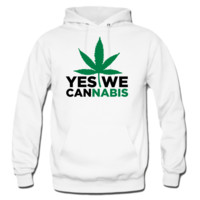 Yes We Cannabis Hoodie