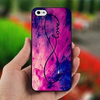 Galaxy INFINITE - Infinity Love - Photo on Hard Cover For iPhone 4/4S