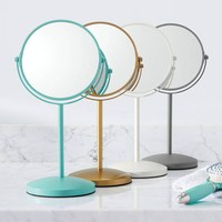 Dual Sided Vanity Mirror