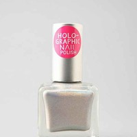 Hologram Nail Polish- Silver One
